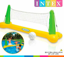 Intex Pool Volley Ball Game w inflatable volleyball and net