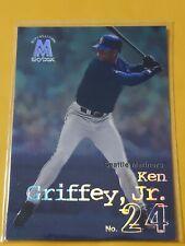 1999 Skybox Molten Metal #133 Ken Griffey Jr Seattle Mariners Baseball Card