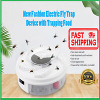 Electric Fly Trap Device With Trapping Food - USB Cable Insect Killer ch