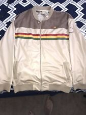 Lifted Research Group Jacket Size 4XL Front Zipper Tan