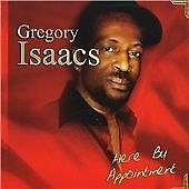 Gregory Isaacs - Here by Appointment CD 2003 NEW SEALED