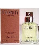 ETERNITY * CK Calvin Klein * Cologne for Men * 3.4 oz * EDT Spray NEW TESTER