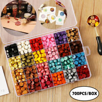 Retro Fire Painting Sealing Wax Pill Seal Bead for DIY Stamp Envelope Invitation