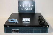 CISCO2951-SEC/K9 W/3 GE, 4 EHWIC PORT CISCO2951 Security Router