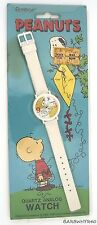 Peanuts Snoopy Comic Character Watch in Original Package by Armitron
