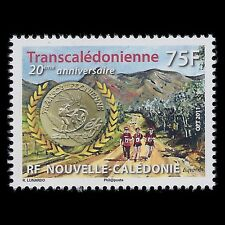 New Caledonia 2011 - 20th Anniversary of the Food Race - Sc 1111 MNH