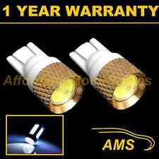 2x W5W T10 501 Xenon White High Power LED SMD TAIL REAR LIGHT BULBS HID tl101001