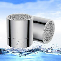 2-Flow Faucet Nozzle Filter Adapter Water Saving Tap Aerator Diffuser New