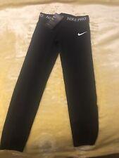 Girls Nike Pro Leggings