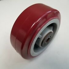"""5"""" x 2"""" Polyurethane Wheel for Advance Casters or Equipment"""