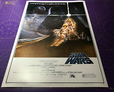 STAR WARS (1977) no.2 • A1 POSTER • FREE DELIVERY