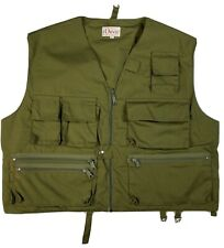 Vintage Authentic ORVIS Fly Fishing Utility Vest Mens Large