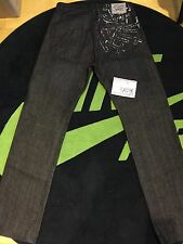 Levi's Andy Warhol Factory Jeans 34 x 32 limited edition black button fly