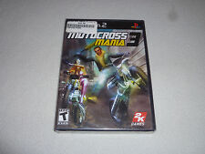 FACTORY SEALED BRAND NEW PLAYSTATION 2 PS2 GAME MOTOCROSS MANIA 3 NFS