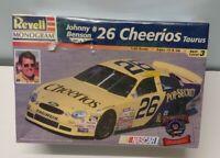 Revell Monogram Johnny Benson #26 Cheerios Taurus NEW Sealed Model Kit 1:24 1998