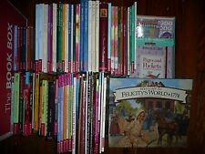 HUGE Lot of 89 AMERICAN GIRL library CHAPTER BOOKS Short Stories FICTION Guides