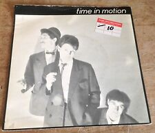 TIME IN MOTION quiet type*stay with you 1982 UK RED RHINO PS 45 ELECTRONIC SYNTH