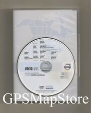 2011 Update 2009 2010 Volvo XC60 VNS Navigation DVD WEST Coast U.S Map + Canada