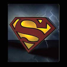 DC Comics Light Superman Logo 19 cm s'allume avec prise usb