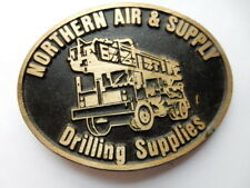 Northern Air & Supply Drilling Supplies Dyna Brass Buckle, Provo, Utah