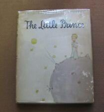 THE LITTLE PRINCE by Antoine de Saint-Exupery -1943 Reynal HCDJ 1st