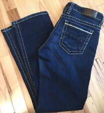 BKE Buckle Denim PAYTON Boot Cut THICK STICH Womens Jeans SZ 29 x 31.5