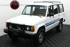 1990 Isuzu Trooper Rs Vintage 4X4! Crate Motor!