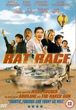 Rowan Atkinson, John Cleese-Rat Race (UK IMPORT) DVD NEW