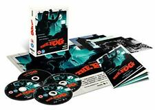 THE FOG COLLECTORS EDITION UK 4 DISC 4K UHD BLU RAY,CD AND POSTER