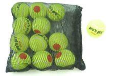 *NEU*12 Pro's Pro Stage 2 Tennisbälle Methodik XL Bälle Junior 12er Kids balls