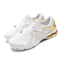 Asics Gel-Kayano 26 Platinum White Gold Men Running Shoes Sneakers 1011A872-100