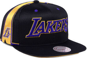 Los Angeles Lakers Snapback Cap Baseball Sport Hat NBA Basketball Lebron James