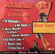 VARIOUS – Real Cool Rockabillies Vol.1 (Sleazy) CD