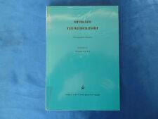 Für das ABITUR in PHYSIK: Physikalische Reifeprüfungsaufgaben von 1973