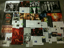 KINGS OF LEON - Over 30 clippings - Jared Followill