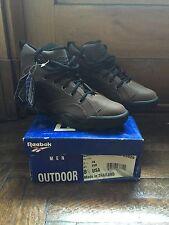 vintage reebok cliffhanger boots men's size 8.5 deadstock NIB 1993