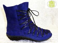 Loints of Holland, Winterschuh, Modell 37138 Fusion, Größe 36, Blau, Lagenlook