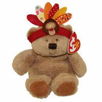 TY Beanie Baby - LITTLE BEAR the Bear (6.5 inch) - MWMTs Stuffed Animal Toy