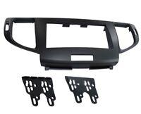 Adaptateur Autoradio Façade Cadre Réducteur 2DIN pour Honda Accord 2008-2011