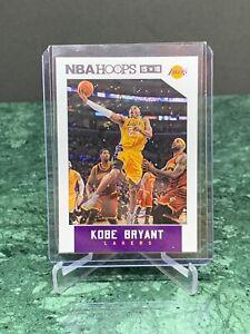 Kobe Bryant Panini NBA Hoops 2015 #172