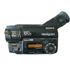 Sony CCD-TR416 Video 8MM XR Camcorder Record Transfer Watch Video8 Handycam