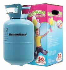 Ballongas Gas Party Helium Heliumflasche für zirka 30 Ballone