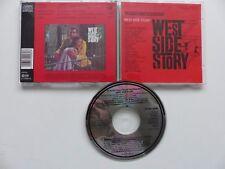 BO Film OST West side story LEONARD BERNSTEIN  CDCBS 70006 CD ALBUM