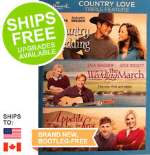 Country Wedding, Wedding March, Appetite for Love, Hallmark Country Love Movies