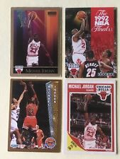 Lot 4- MICHAEL JORDAN Fleer & Skybox basketball cards 1989, 90 & 1992