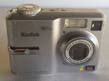 Kodak EasyShare C703 7.1MP Digital Camera Silver AS IS Parts NON WORKING