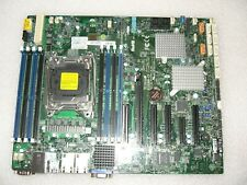 Supermicro X10SRH-CF Mainboard, Xeon, LGA2011-R3, Dual-GLAN, IPMI 2.0, DDR4