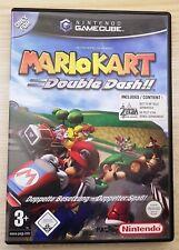 Nintendo Game Cube Spiel Mario Kart Double Dash Limited Edition Zelda - TOP -