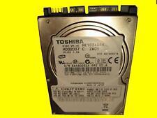 Disco Duro de Portátil 2,5 Pulgadas Toshiba MK1034GSX / Sata