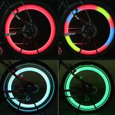 4x Color Set Bicycle Bike Cycling Motorcycle Wheel Spoke LED Light Lamp 3 Modes